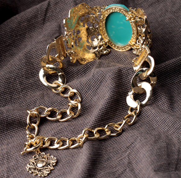 Image of Goddess Necklace