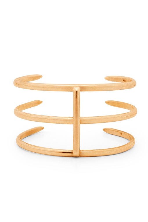 Image of Claw Bracelet Gold or Rosé