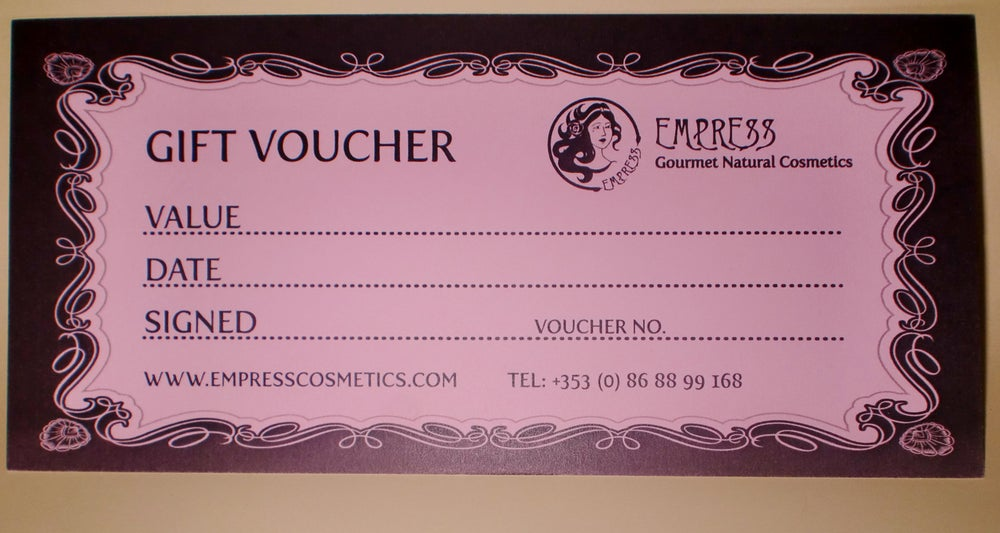 Image of €20 Gift Voucher