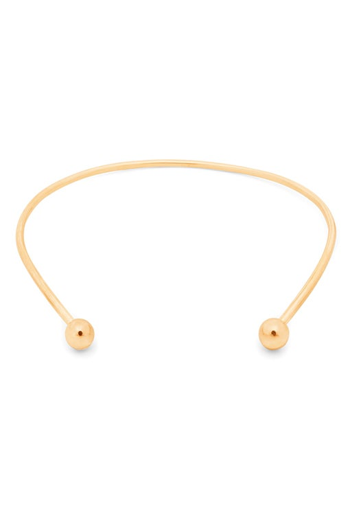Image of ORB Neckpiece Gold or Rosé