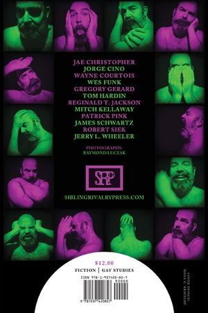 Image of Jonathan Issue 07: A Journal of Queer Male Fiction