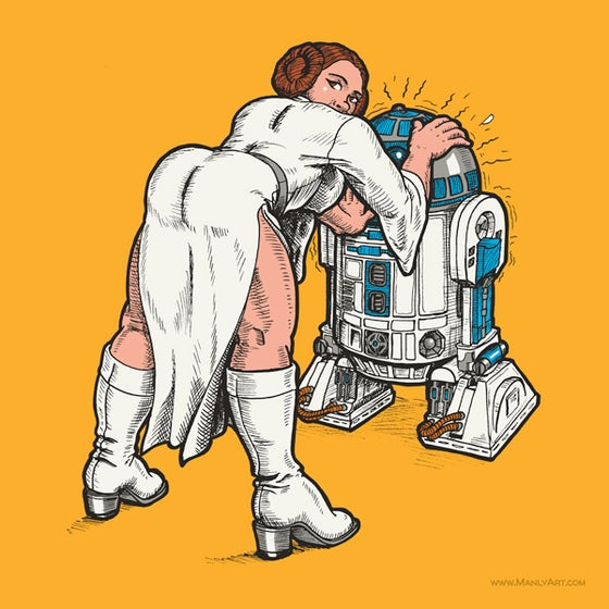 Image of Crumby Leia