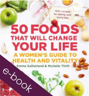 Image of 50 Foods That Will Change Your Life (e-book)