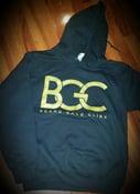 Image of BGC BEARDGANG CLIKK HOODIE