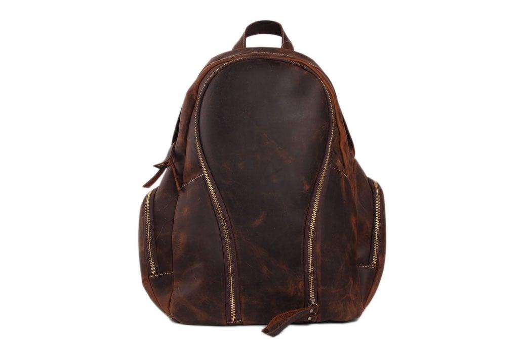 a9218d89162 MoshiLeatherBag - Handmade Leather Bag Manufacturer — Handcrafted Genuine Leather  Backpack Travel Backpack