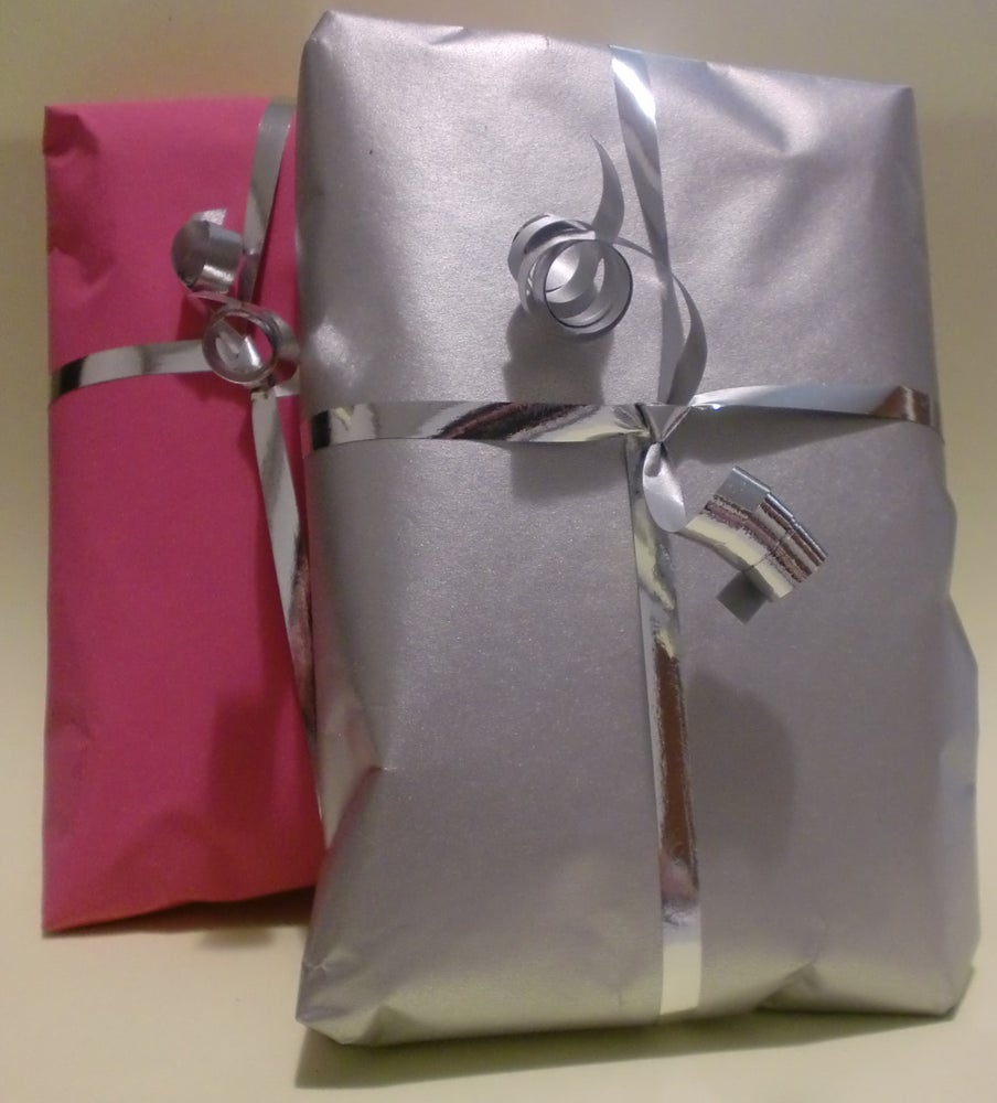 Image of Gift Wrapping