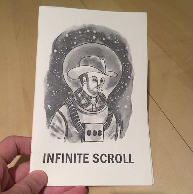 Image of Infinite Scroll - Issue 2