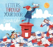 Image of David Gibb - Letters Through Your Door