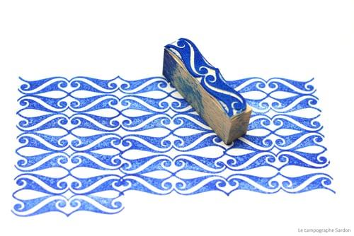 Image of Frises typographiques - Letterpress friezes