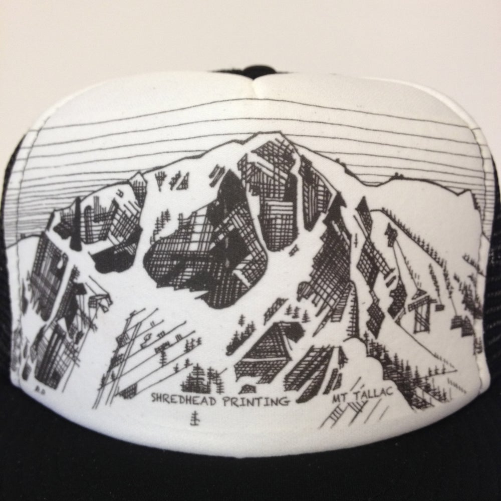 Image of Mt. Tallac Trucker Hat