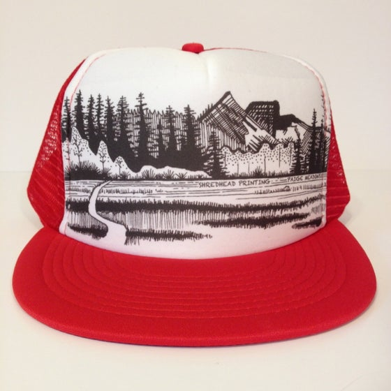Image of Paige Meadows Trucker Hat. « f8980051d3cf