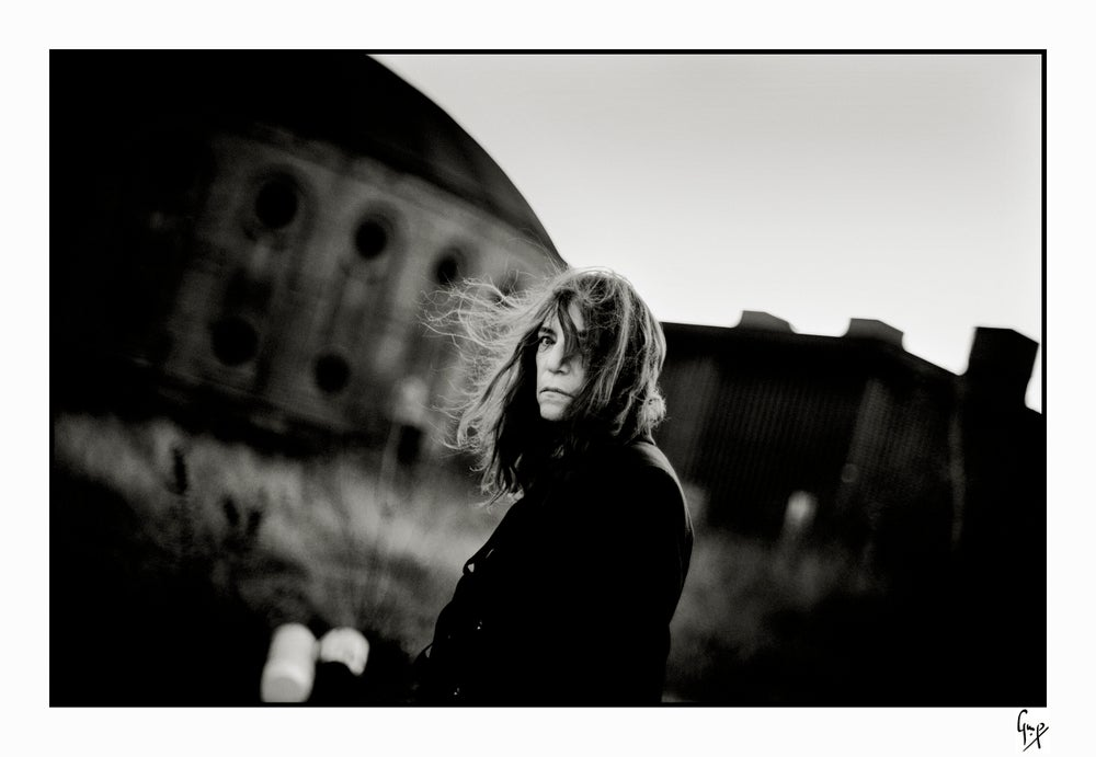 Image of Patti Smith, Copenhagen / 1