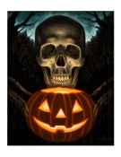 "Image of ""All Hallows' Eve"" Limited Edition Print"