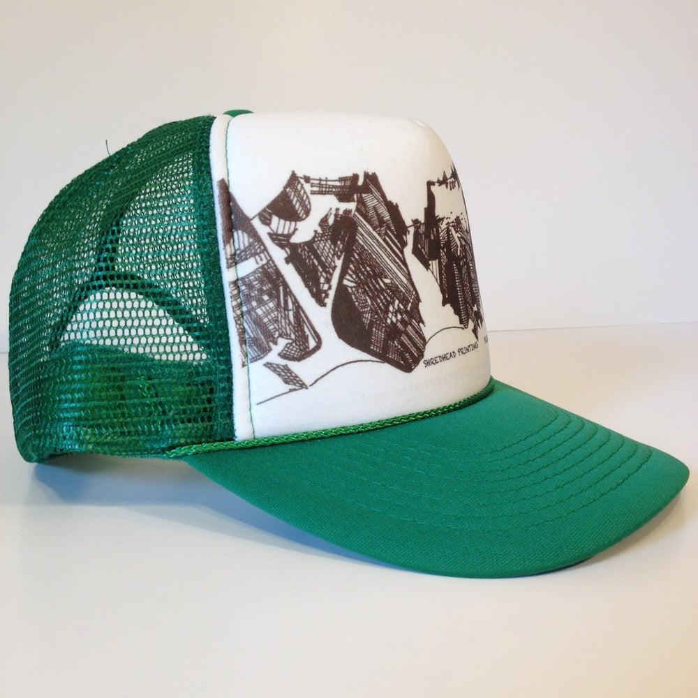 Image of Palisades Glacier Trucker Hat