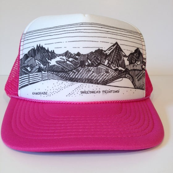 Image of Kamikaze Trucker Hat