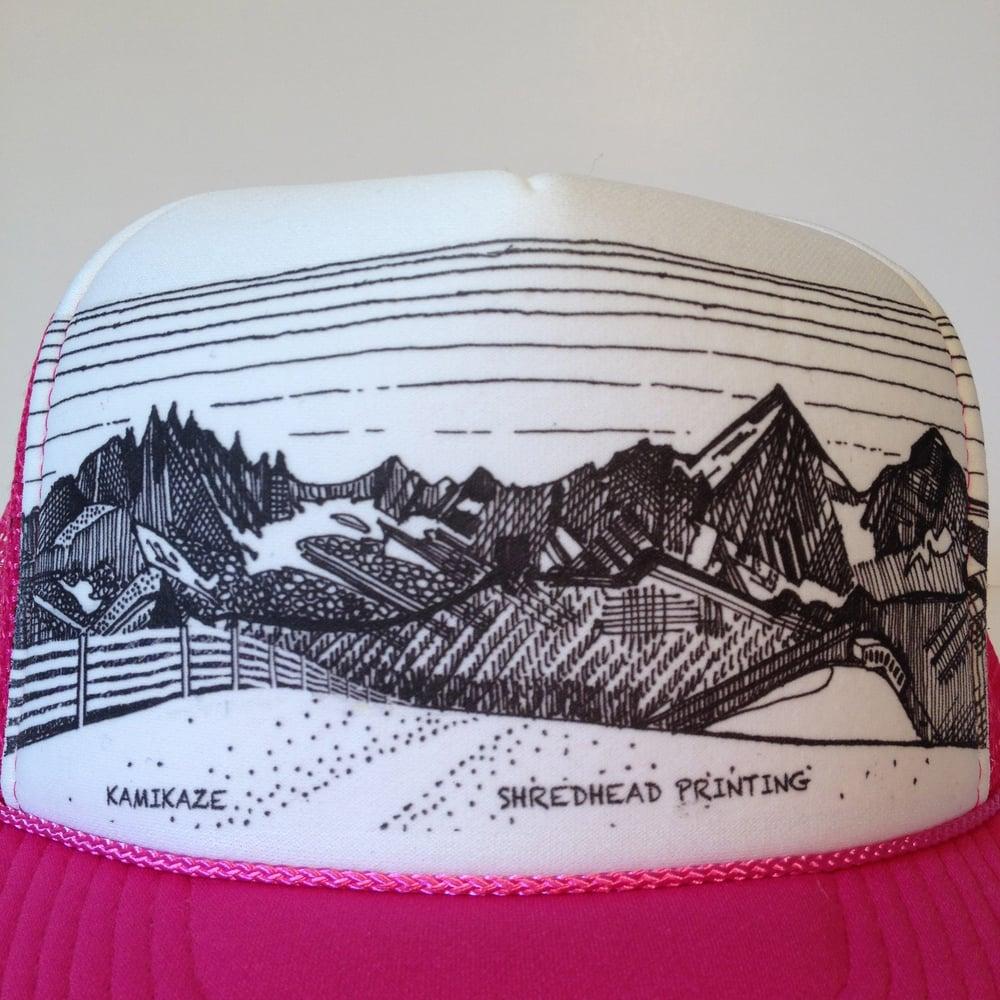 Image of Kamikaze Trucker Hat