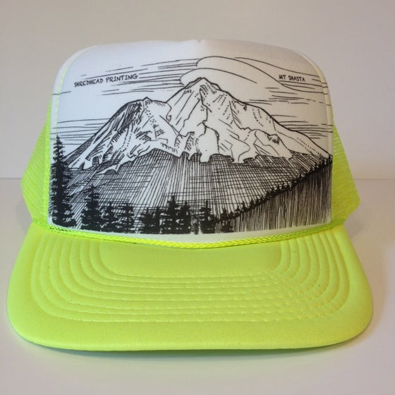 Image of Mt. Shasta Trucker Hat
