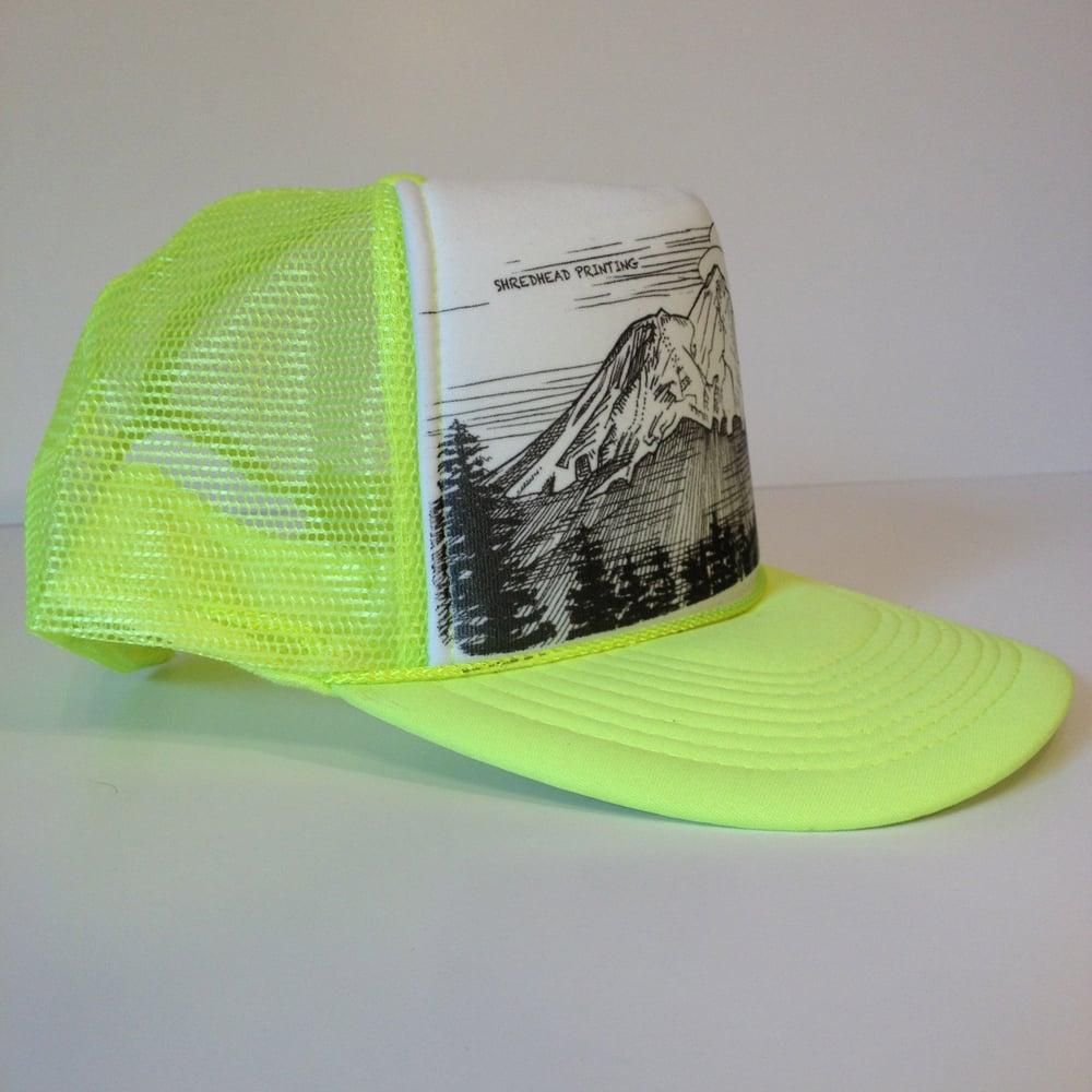 Image of Mt. Shasta Trucker Hat