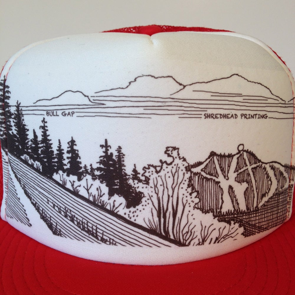 Image of Bull Gap Trucker Hat