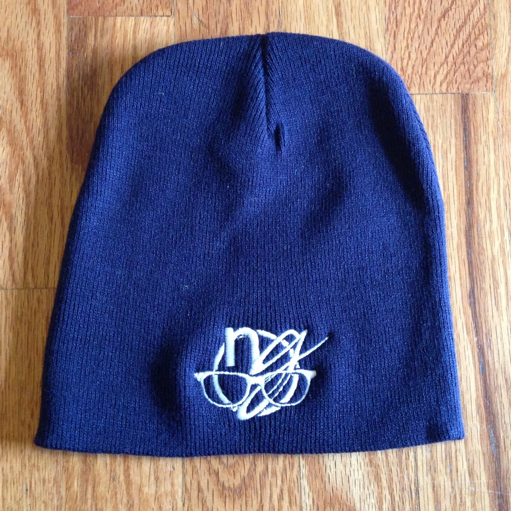 Image of nerdy. short stack beanie