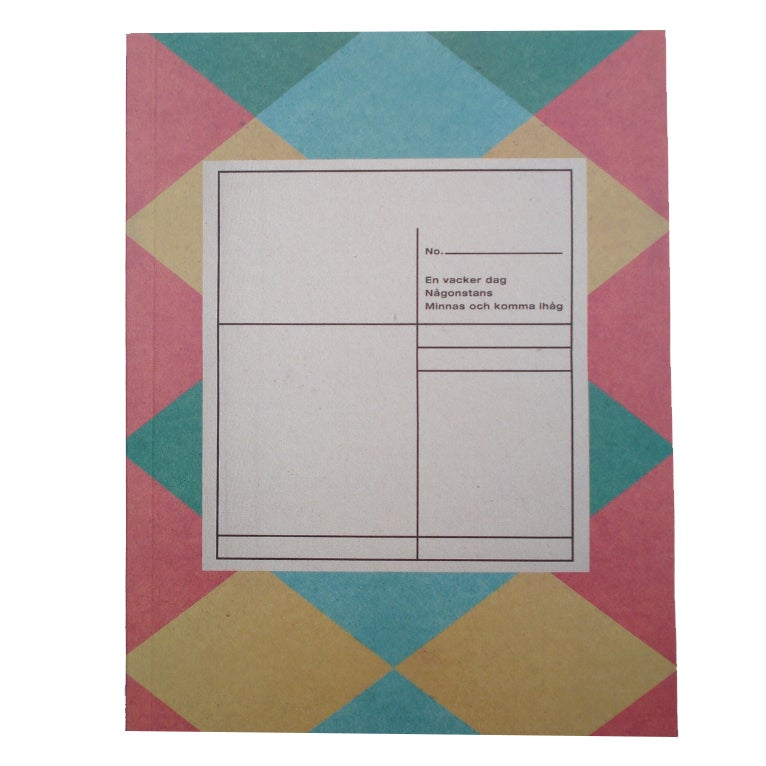 Image of Diamond Notebook