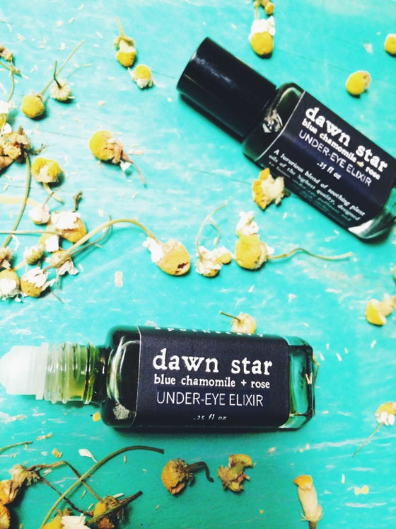 Image of dawn star // under-eye elixir