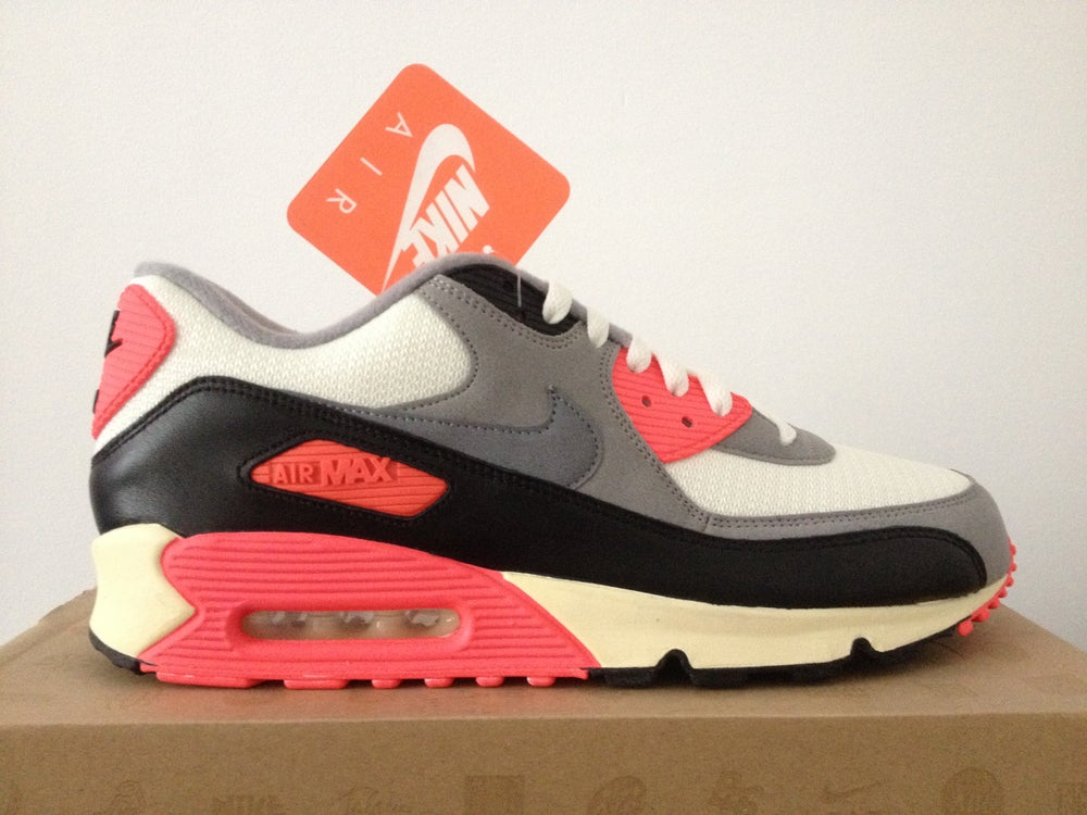 By Photo Congress || Air Max 90 Infrared Og 2015