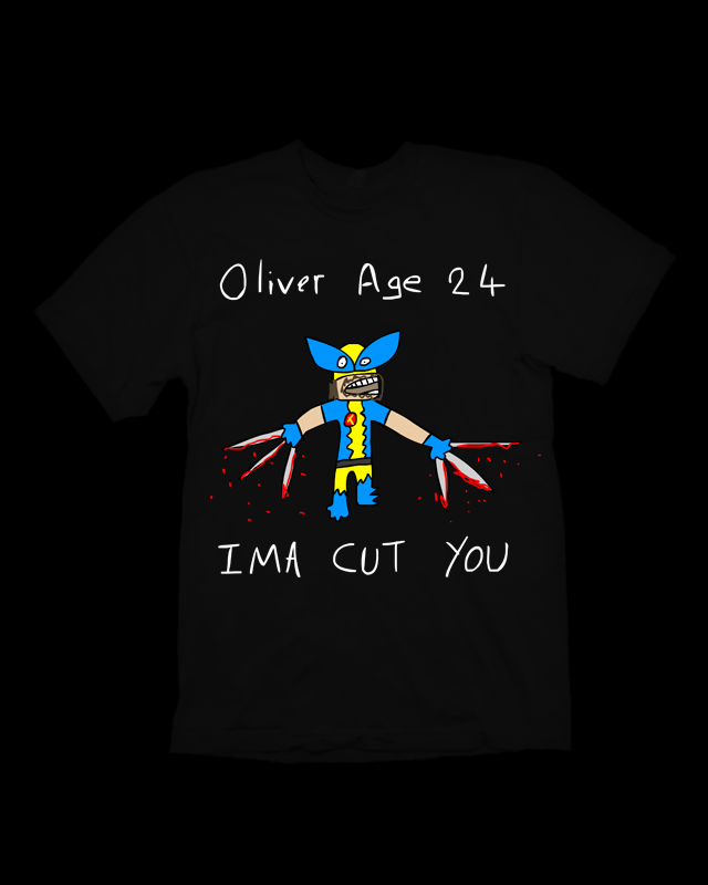 Image of Wolverine T-Shirt