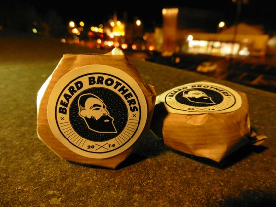 Image of 'Monster Beard' Beard Butter - Beard Brothers Original - Cocoa / Vanilla (15ml)