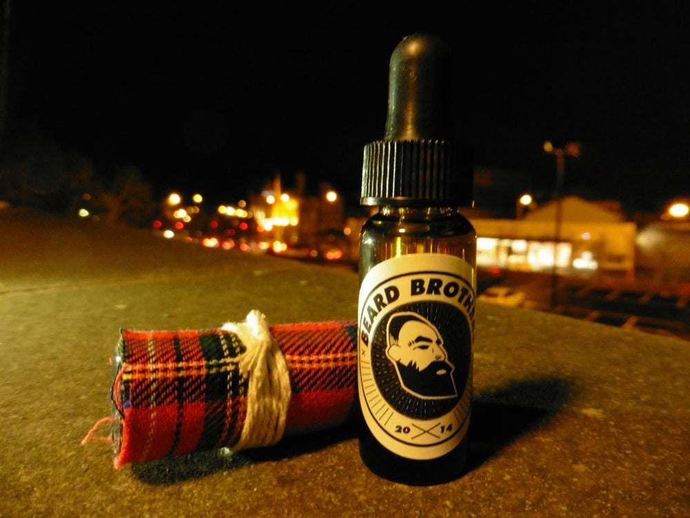 Image of Winter Special Reserve 10ml Beard Oil