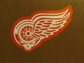 Image of wings sticker