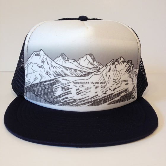 Image of Three Sisters Trucker Hat