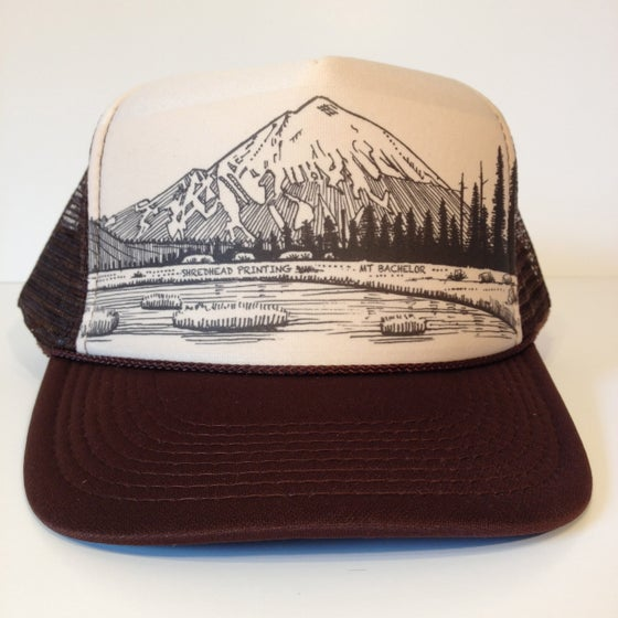 Image of Mt. Bachelor Trucker Hat