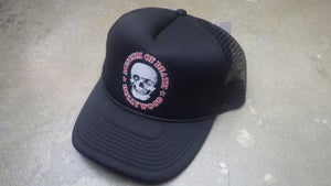 "Image of M.O.D. Black Logo Mesh ""Trucker""  Hat"