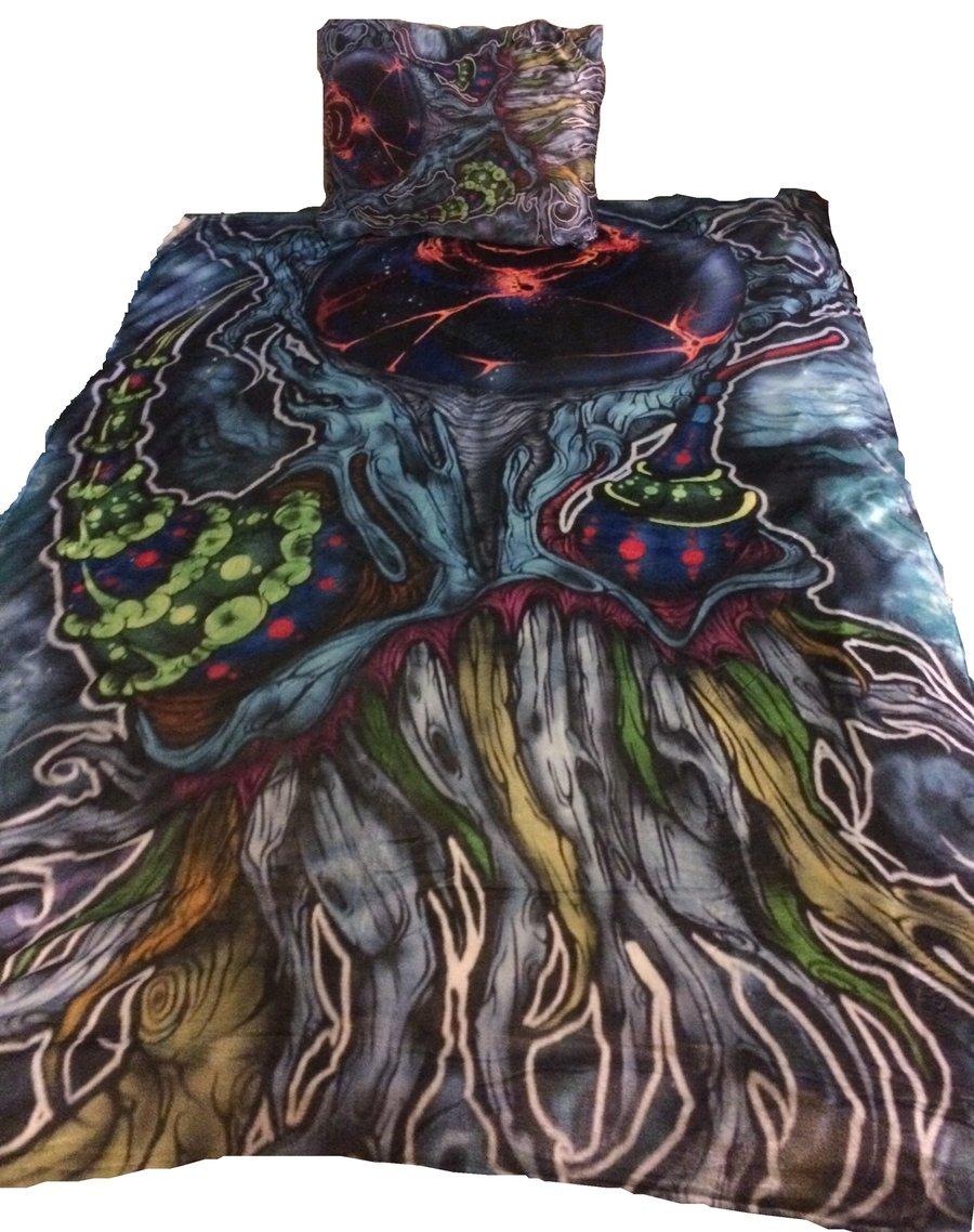 Image of Octokush Blanket