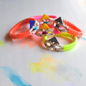 Image of Woven Bracelets - All Colours