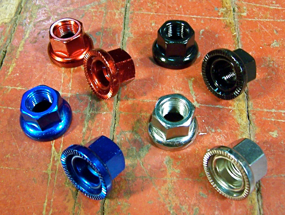 Image of Misc. Nuts & Bolts