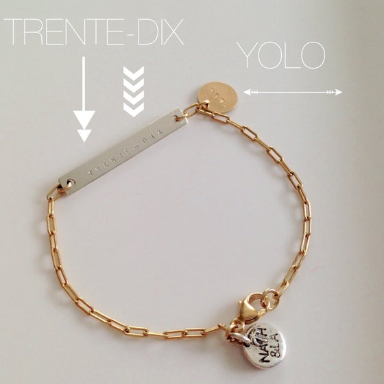 Image of Bracelet TRENTE-DIX