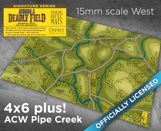 Image of ADF Pipe Creek West -- 4'x6' plus -- #141b