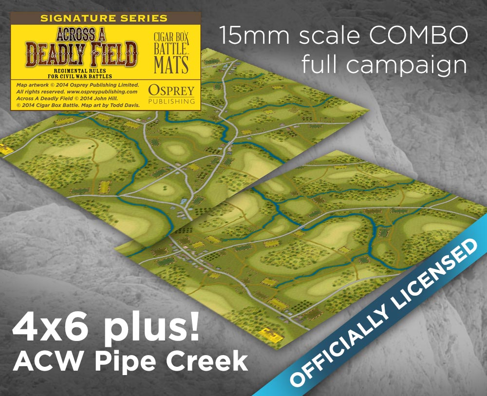 Image of ADF -  Pipe Creek 15MM COMBO -- 4'x6' plus -- #144
