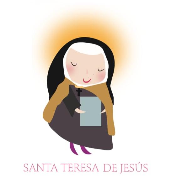 Image of Santa Teresa de Jesús