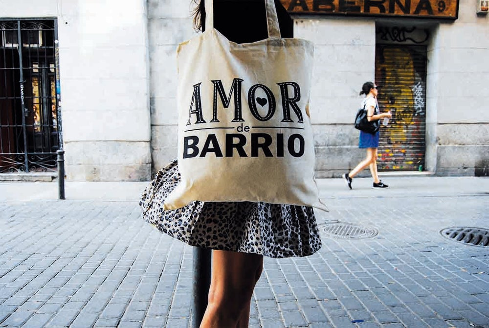 Image of Amor de barrio blanco