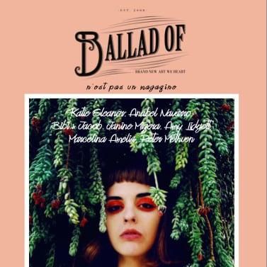 Image of Ballad Of N'est Pas Un Magazine