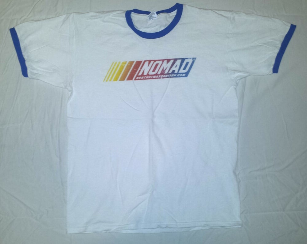 Image of NOMaD 'Nascar' Shirt