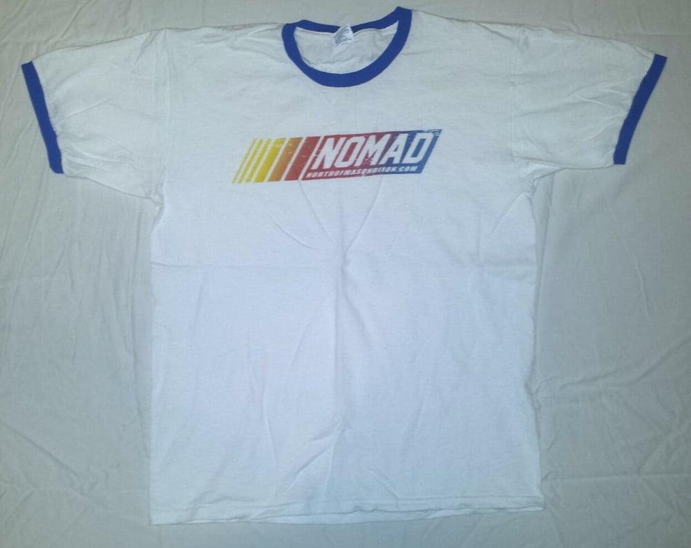 NOMaD 'Nascar' Shirt