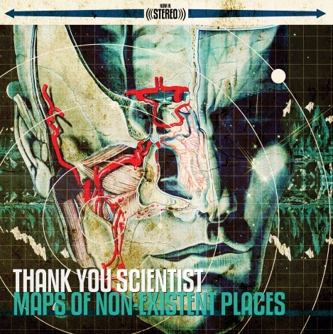 Image of Maps of Non-Existent Places CD (Remixed and Remastered)