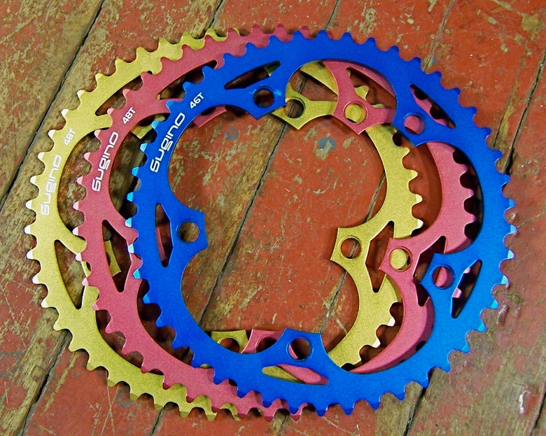Image of Chainrings, 130 b.c.d.