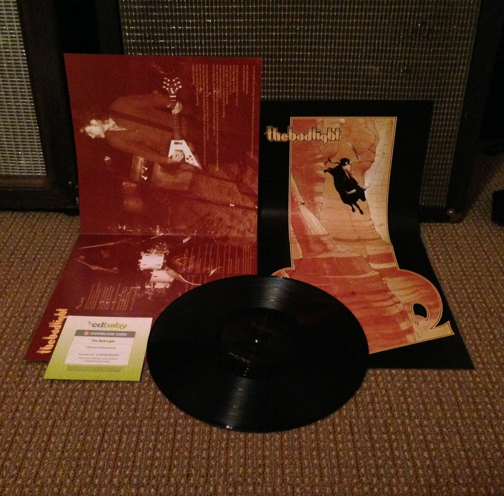 Image of Onward Downward 12""
