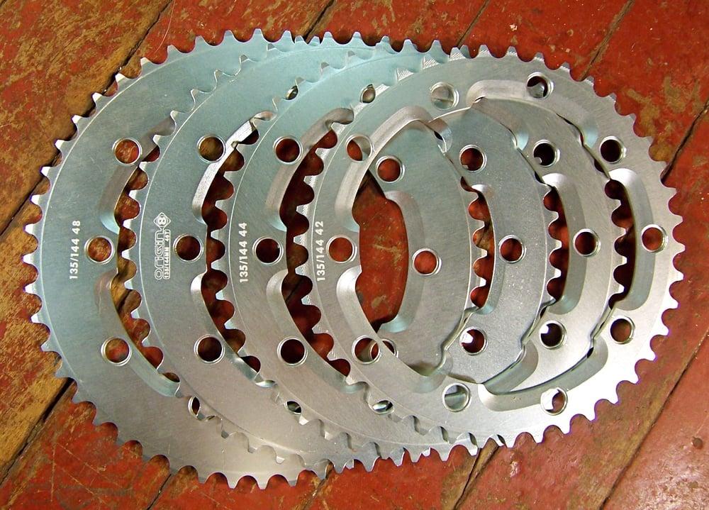 Image of Chainrings, 135/144 b.c.d.- dual bolt circle diameter
