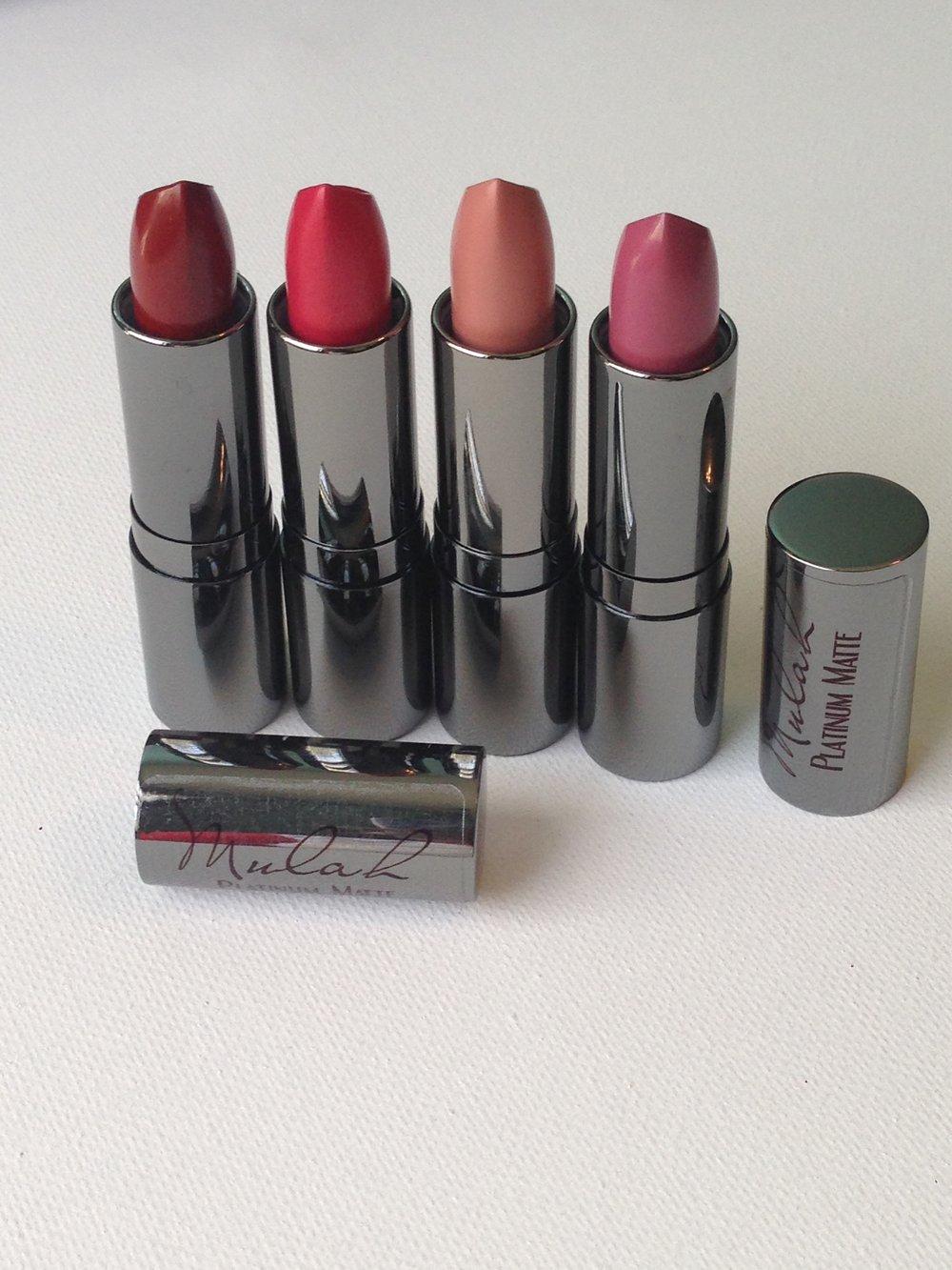 Hannah - Luxury Velvet Matte Lip Color